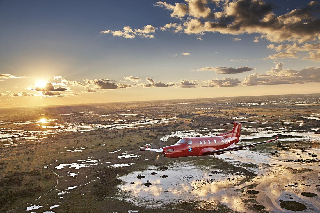 Oris Big Crown ProPilot Okavango Air Rescue Limited Edition