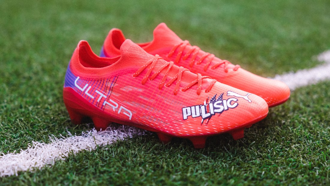 PUMA Football x Christian Pulisic