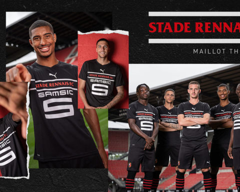 PUMA Football x Stade Rennais - 3e Maillot 2021-2022