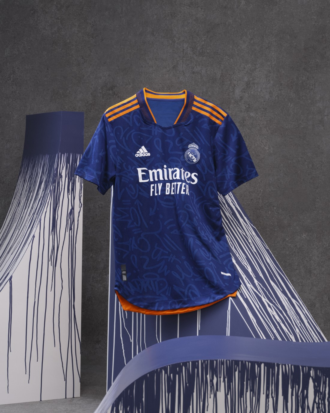 adidas Football x Real Madrid - Maillot Extérieur 2021-22