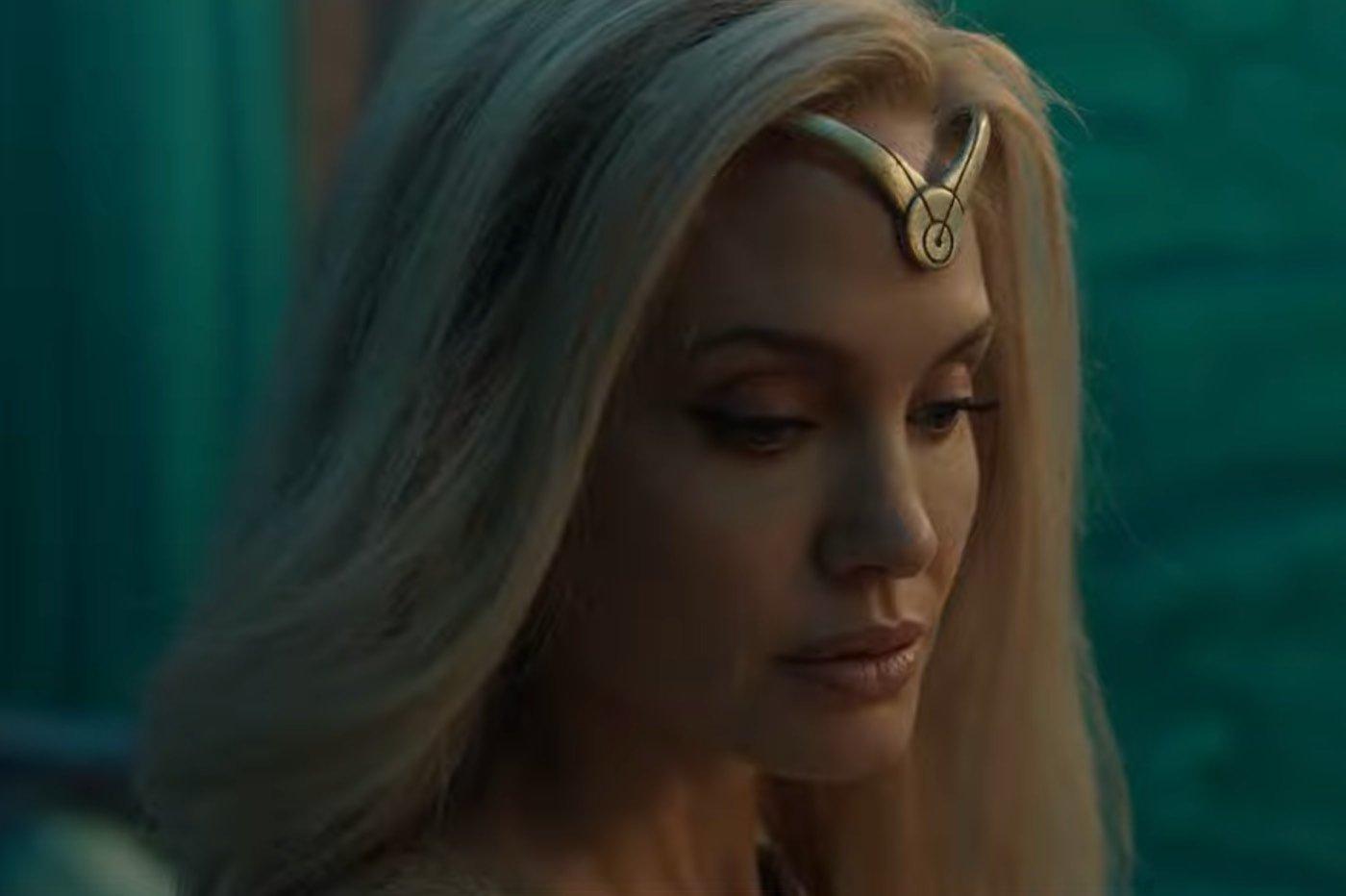 Angelina Jolie - Les Eternels