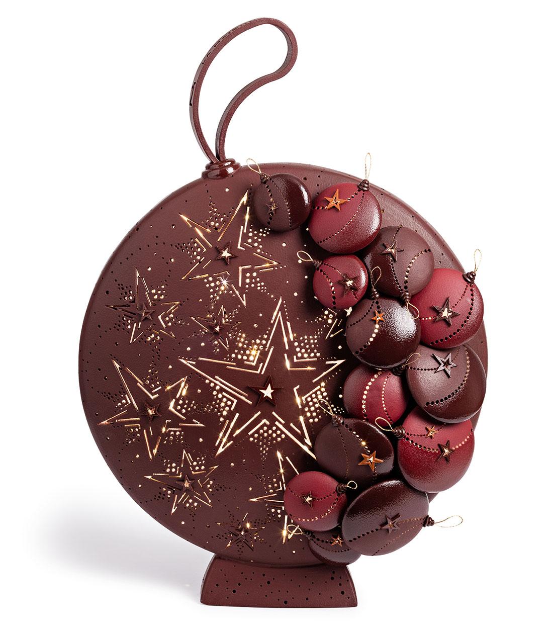 Bûches de Noël 2021 - La Maison du Chocolat