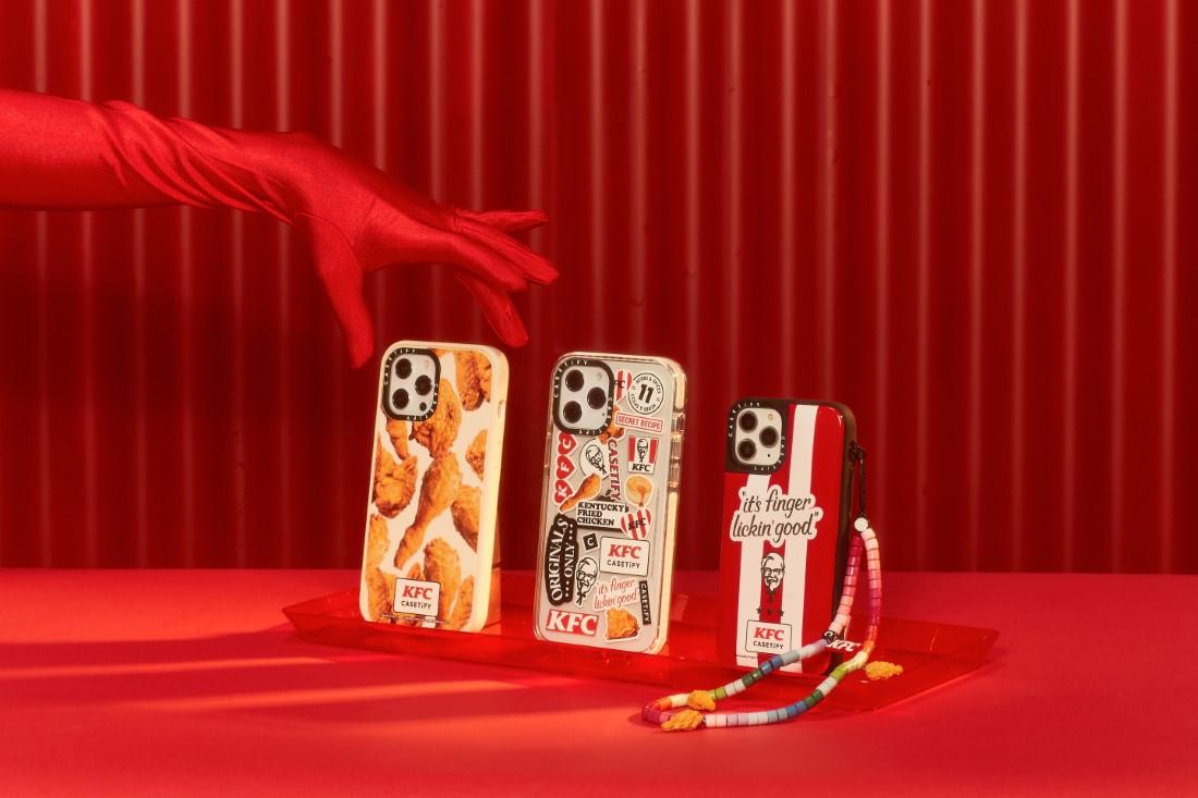 CASETiFY x KFC