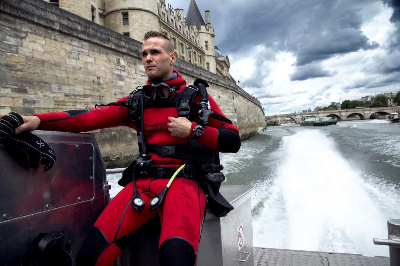 G-SHOCK x Brigade de sapeurs-pompiers de Paris