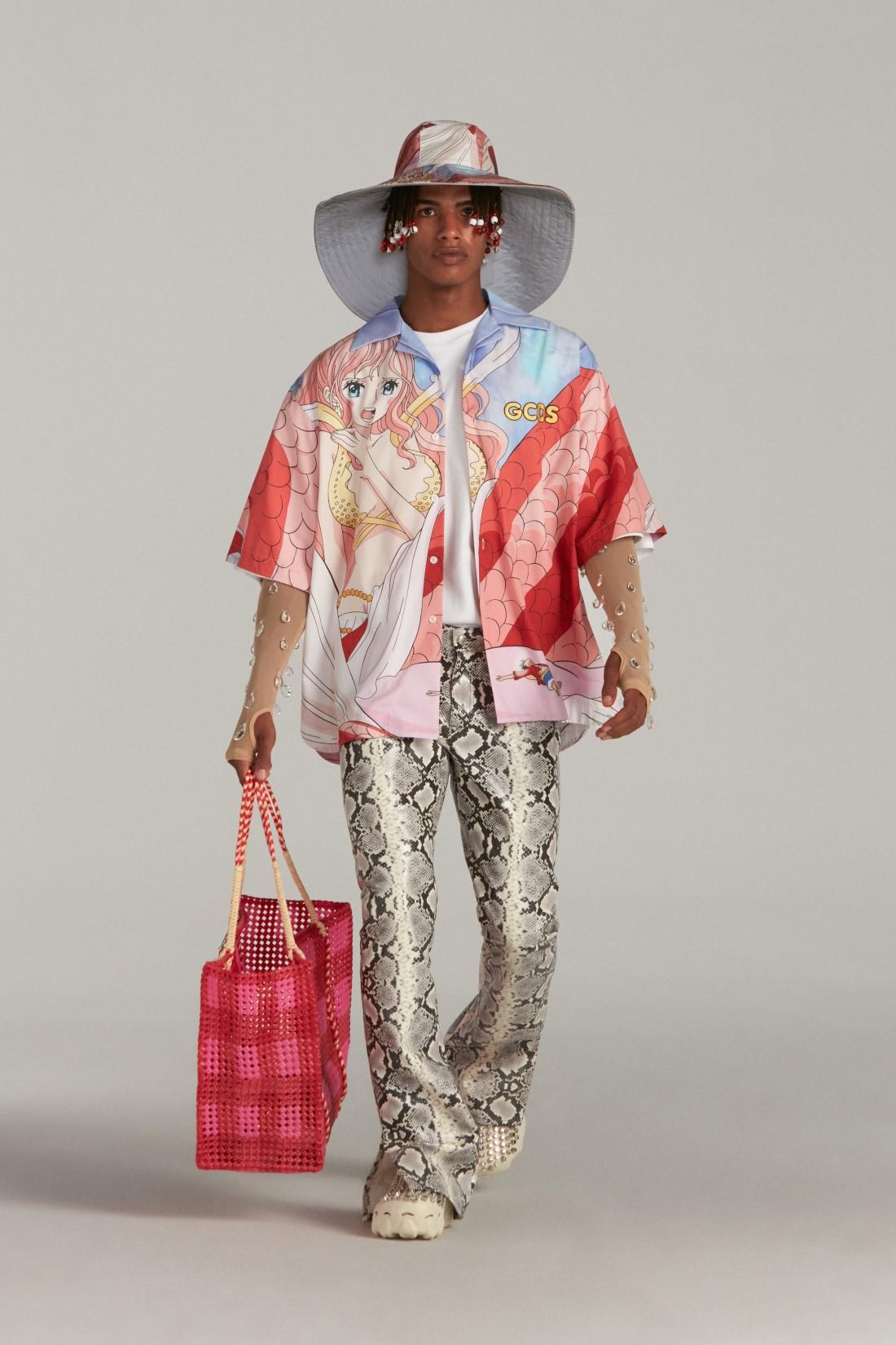 GCDS - Printemps-Été 2022 - Milan Fashion Week