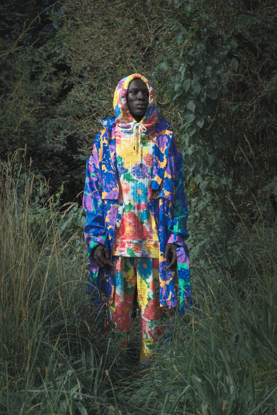 KA WA KEY - Printemps-Été 2022 - New York Fashion Week