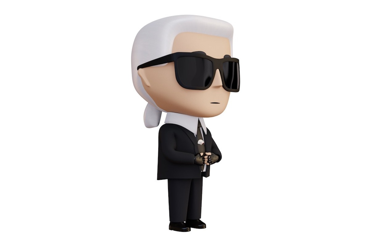 KARL LAGERFELD Collection NFT