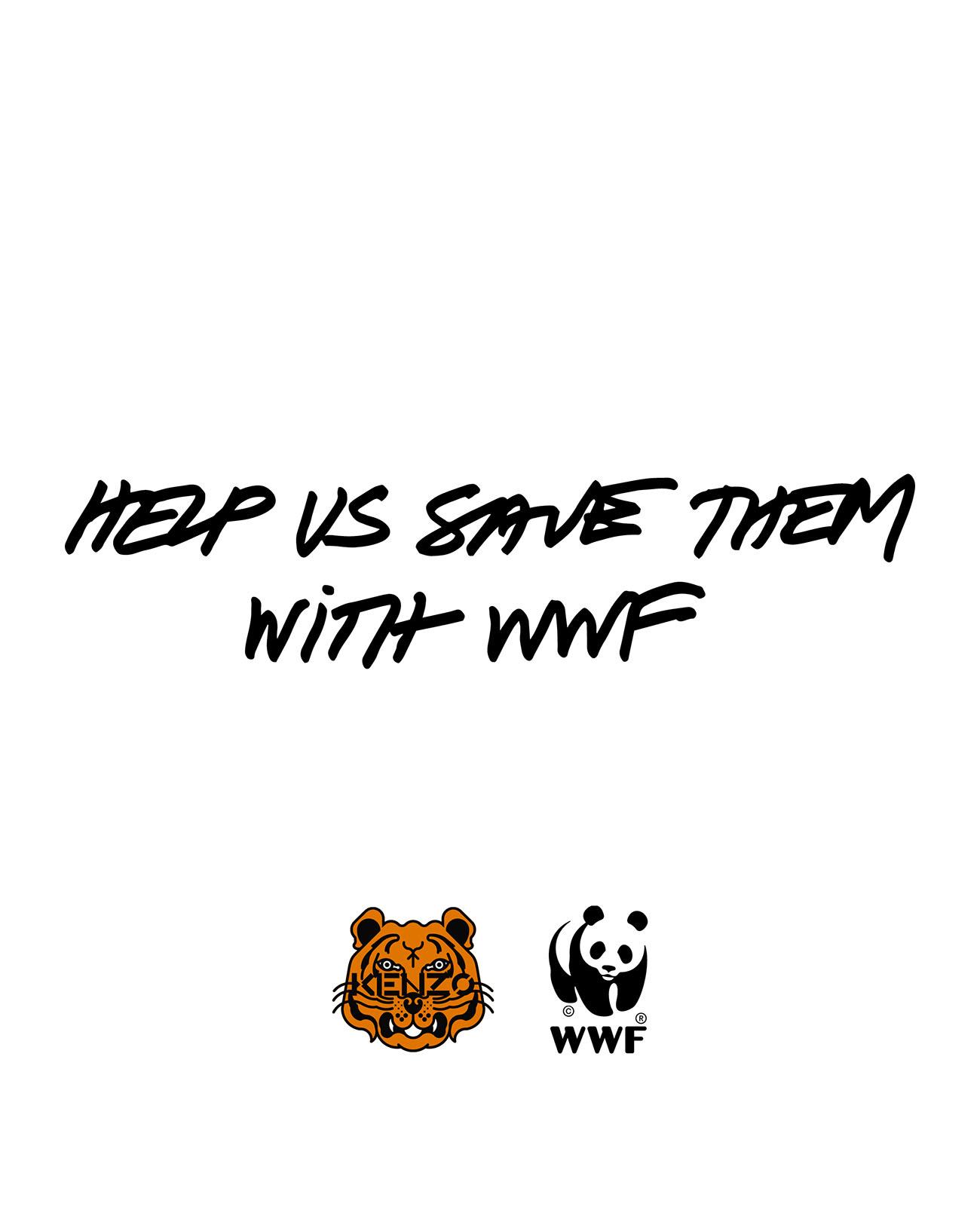 KENZO x WWF 2021