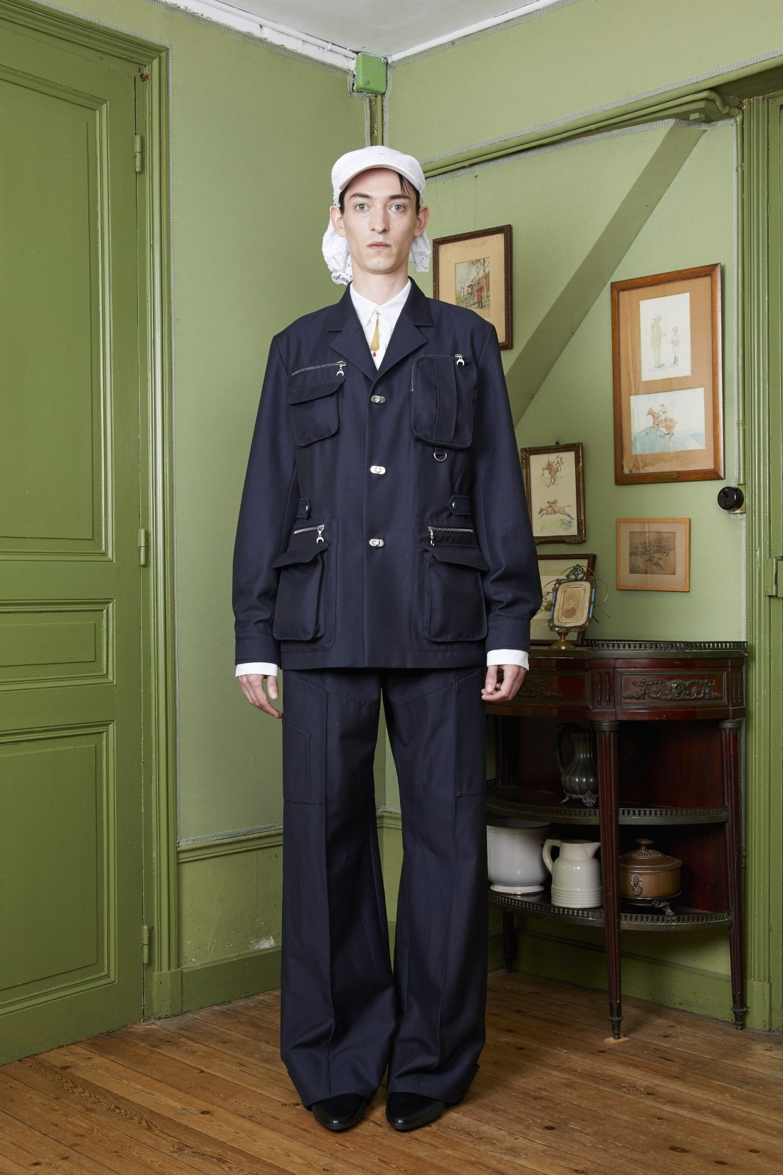 Marine Serre - Printemps-Été 2022 - Paris Fashion Week