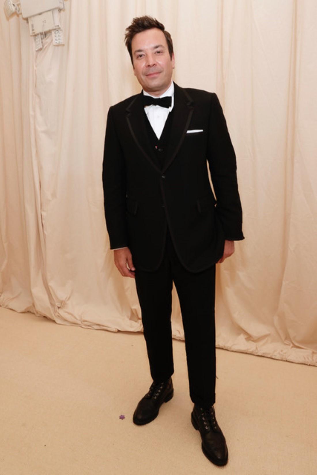 Met Gala 2021 - Jimmy Fallon x Thom Browne