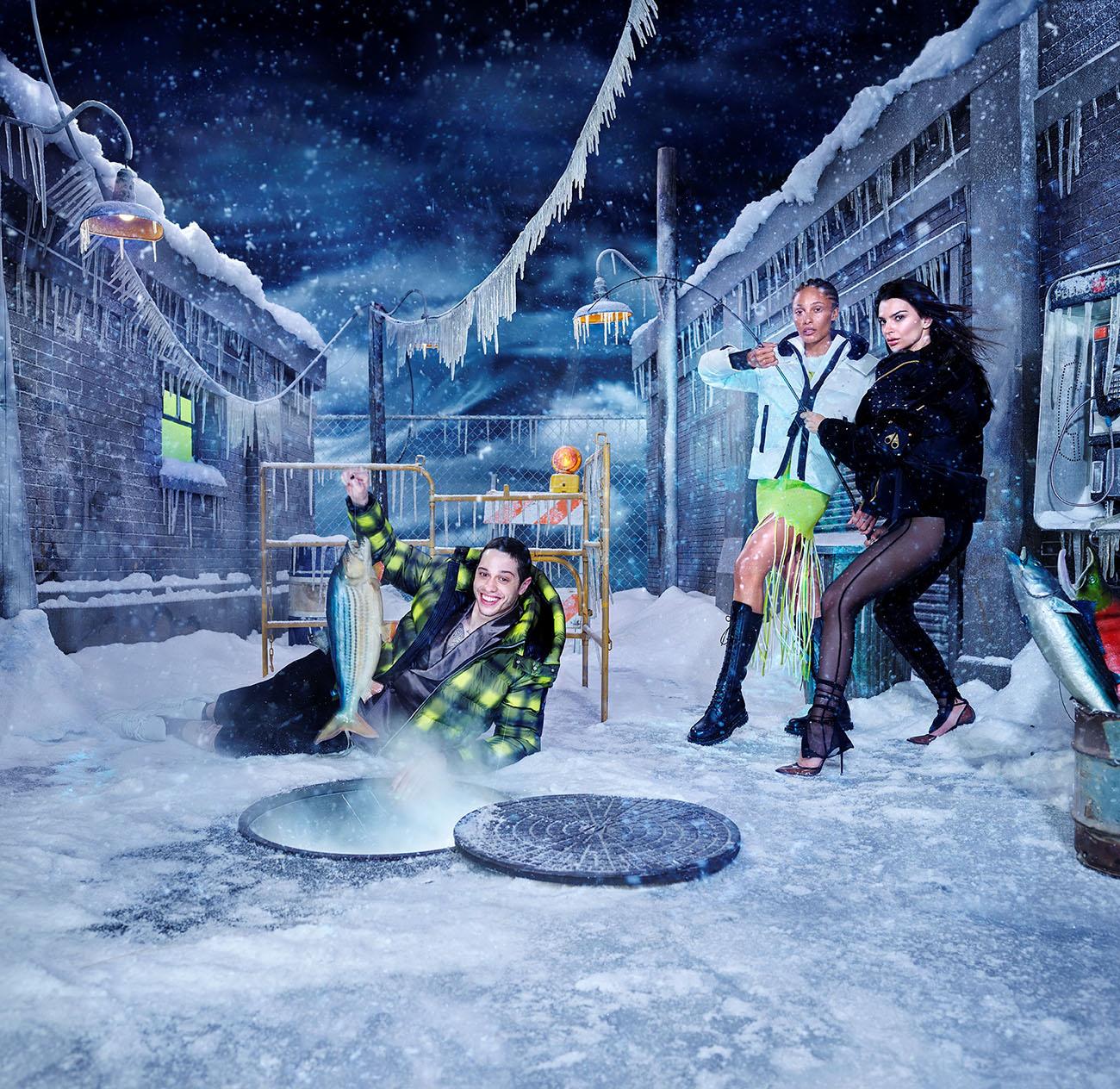 Moose Knuckles x David LaChapelle - Automne-Hiver 2021