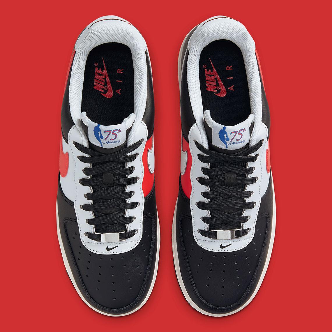 NBA x Nike Air Force 1 Low 75th Anniversary