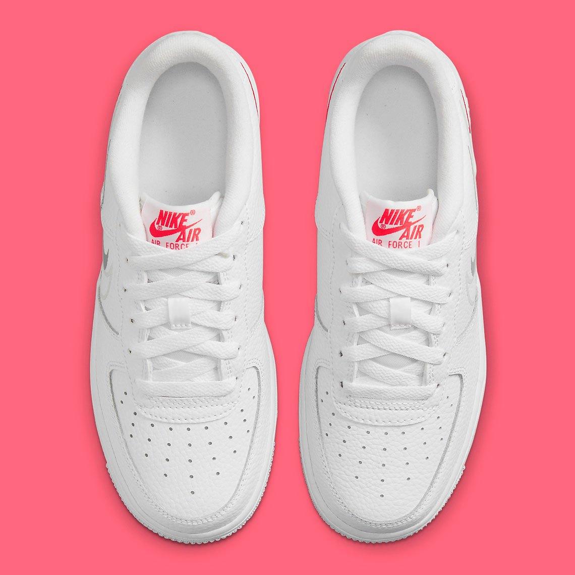 "Nike Air Force 1 GS ""Multi Swoosh"""