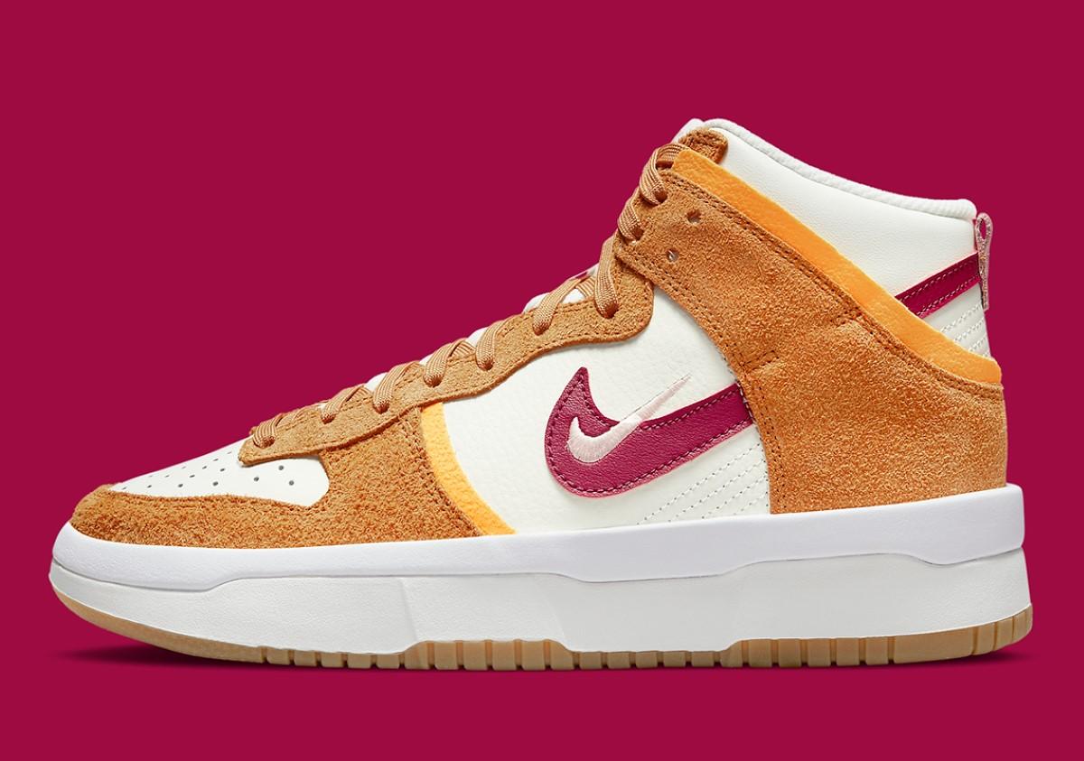 Nike Dunk High Rebel Mars Yard