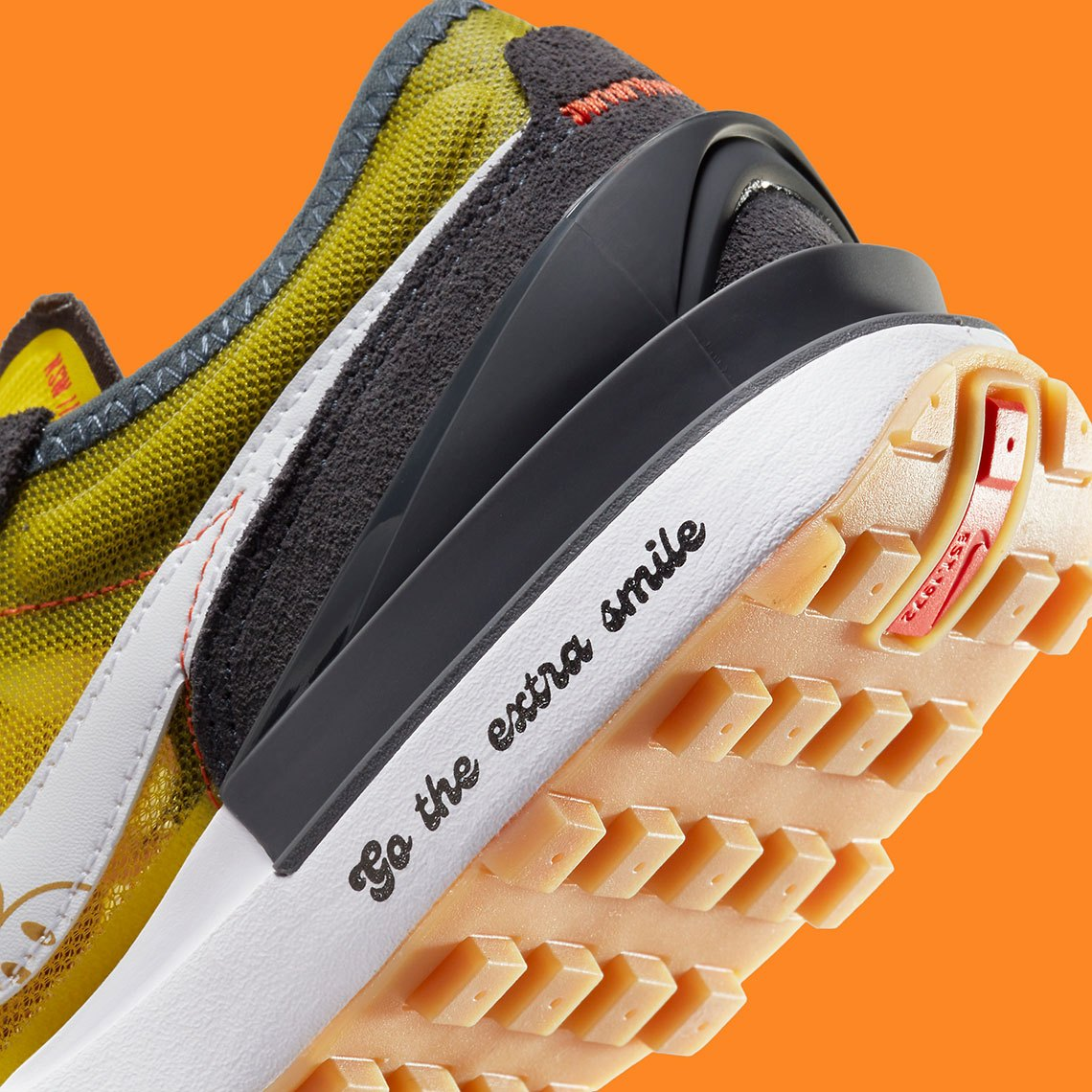 """Nike Waffle One """"Go The Extra Smile"""""""