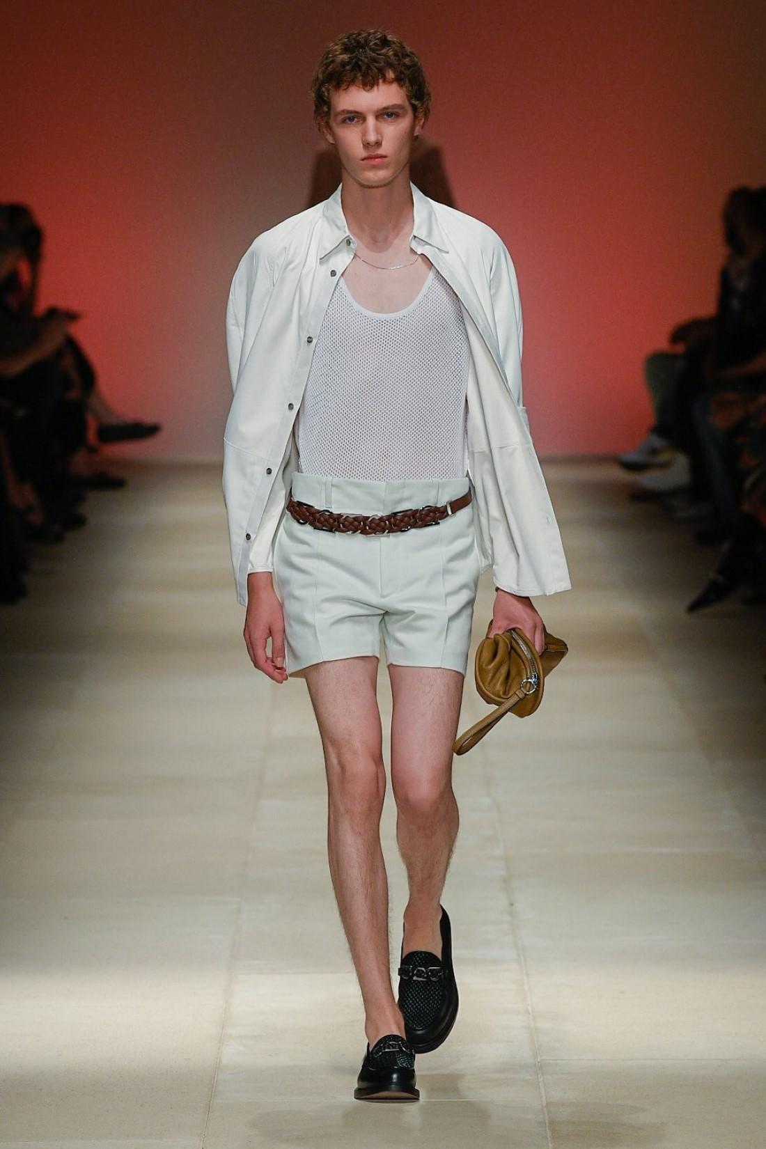 Salvatore Ferragamo - Printemps-Été 2022 - Milan Fashion Week