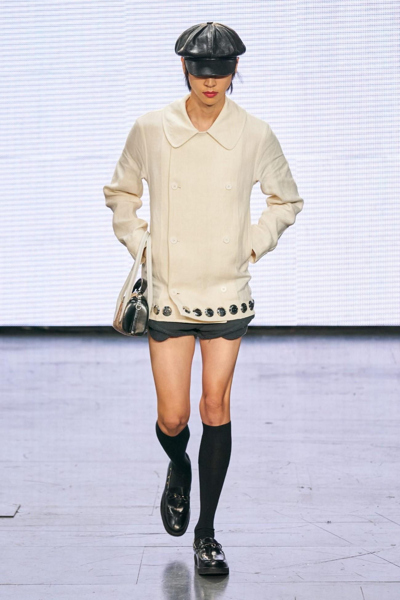 Stefan Cooke - Printemps-Été 2022 - London Fashion Week