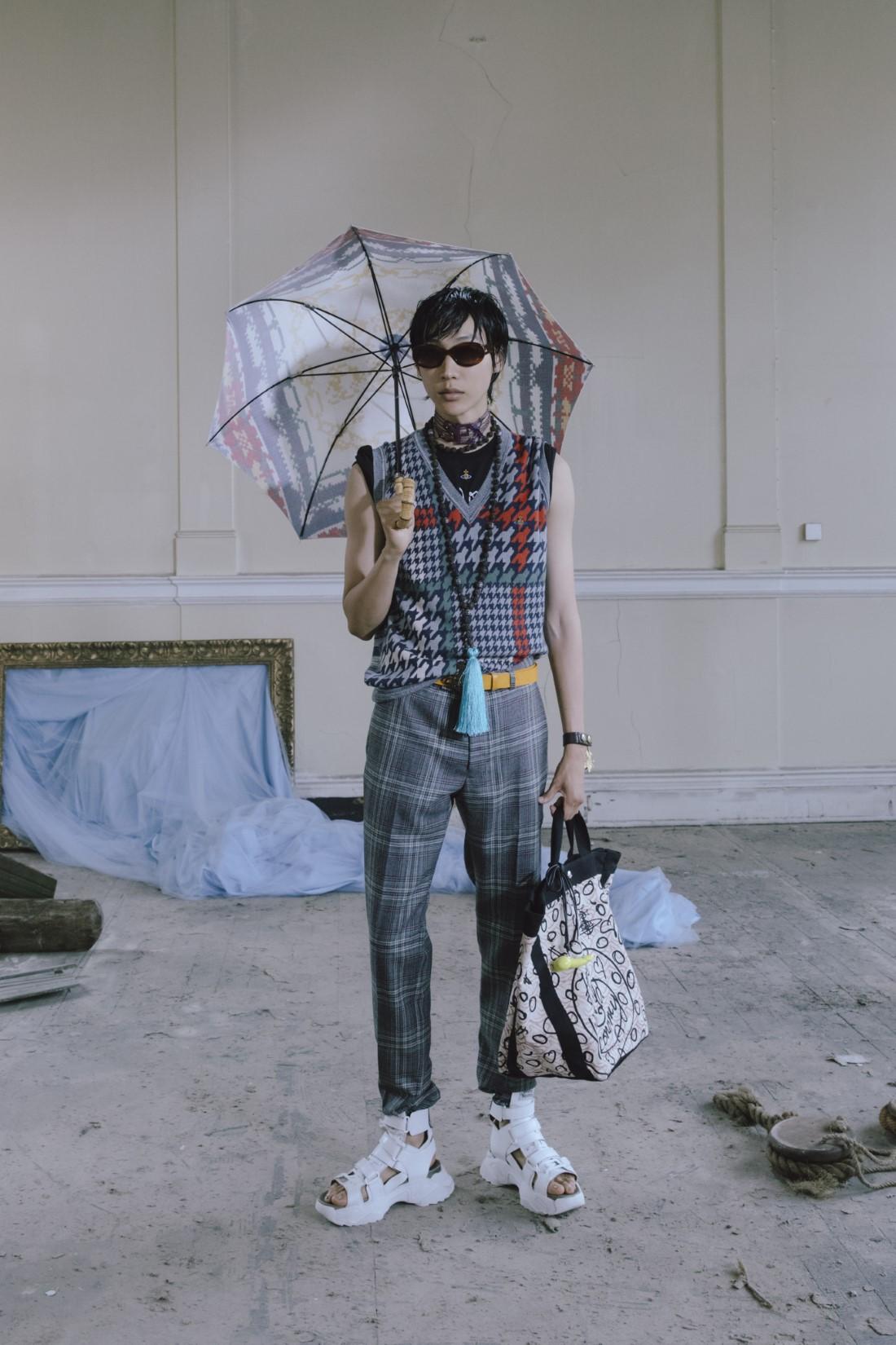 Vivienne Westwood - Printemps-Été 2022 - London Fashion Week