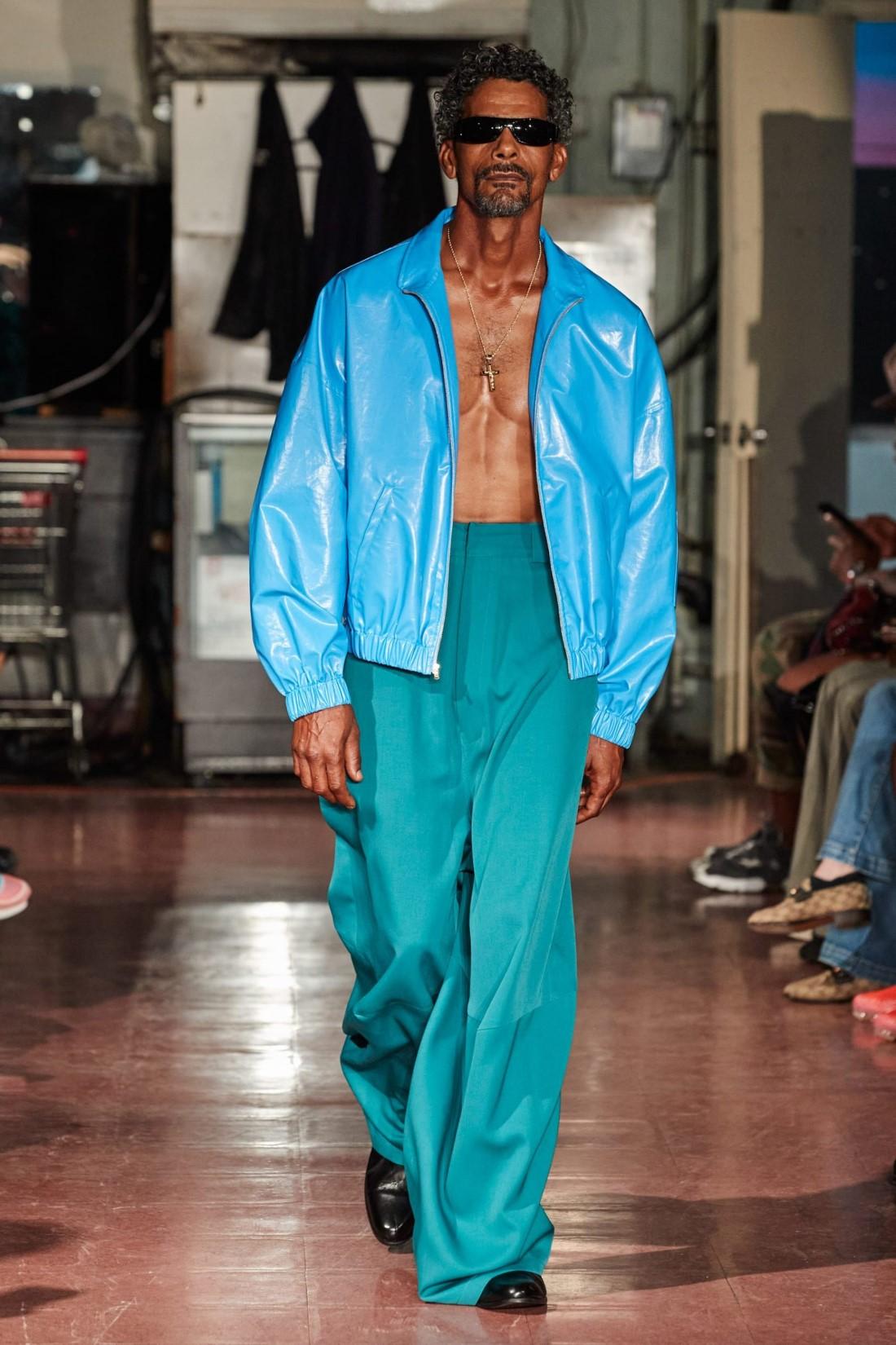 Willy Chavarria - Printemps-Été 2022 - New York Fashion Week