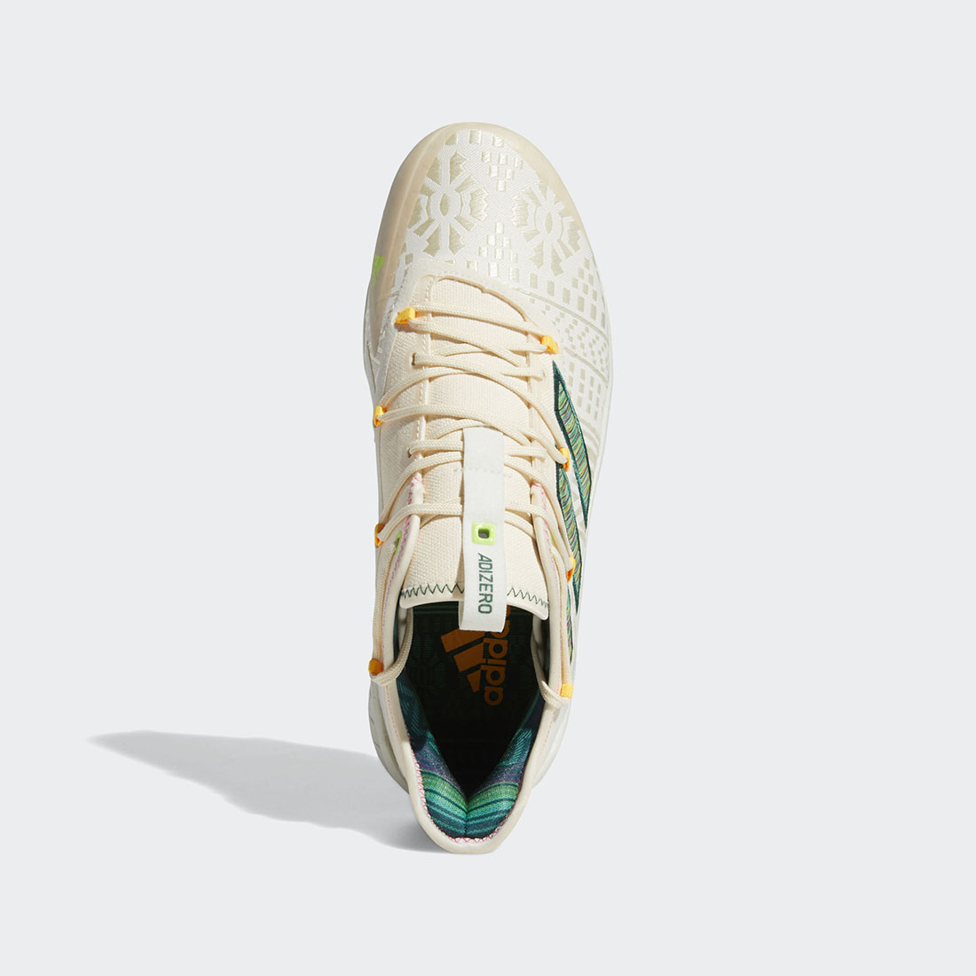 adidas Adizero Afterburner 8 Hispanic Heritage Cleats