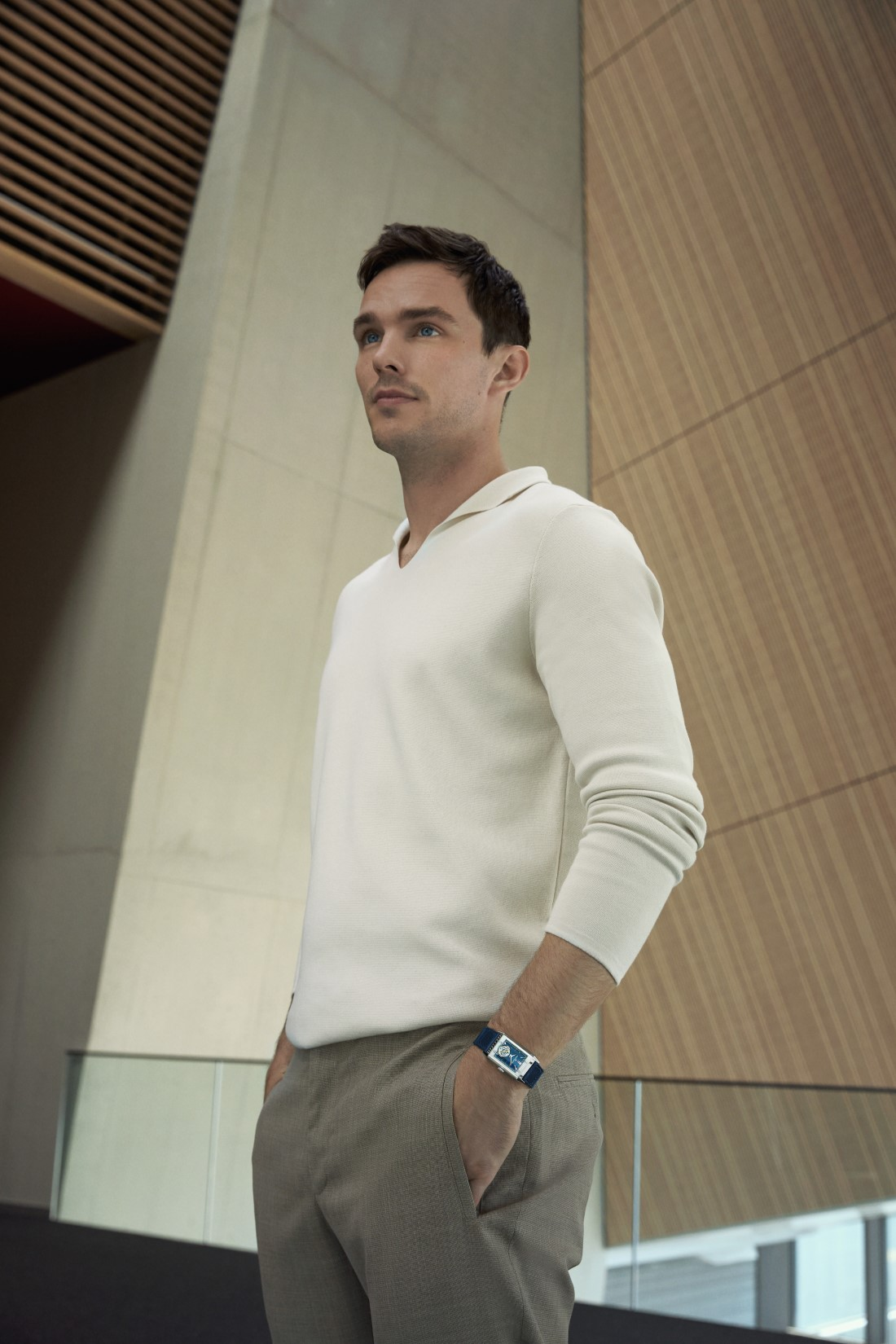 Jaeger-LeCoultre x Nicholas Hoult - The Turning Point