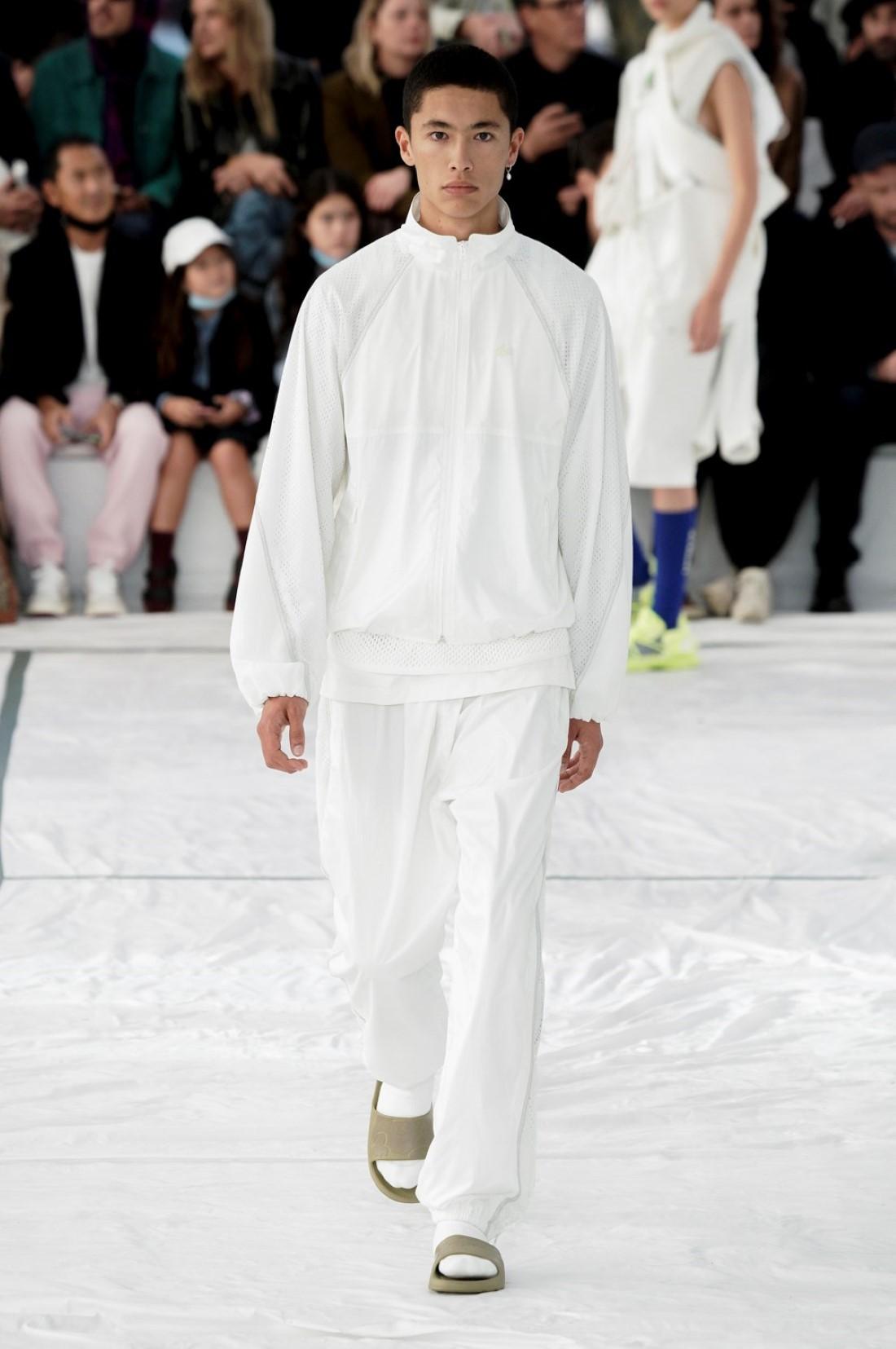 Lacoste - Printemps-Été 2022 - Paris Fashion Week