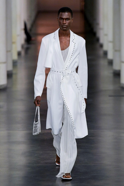 Ludovic de Saint Sernin - Printemps-Été 2022 - Paris Fashion Week