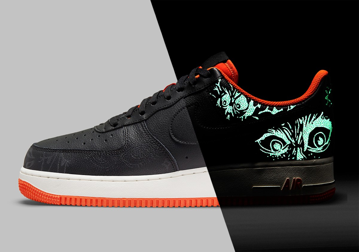 "Nike Air Force 1 Low ""Halloween"""