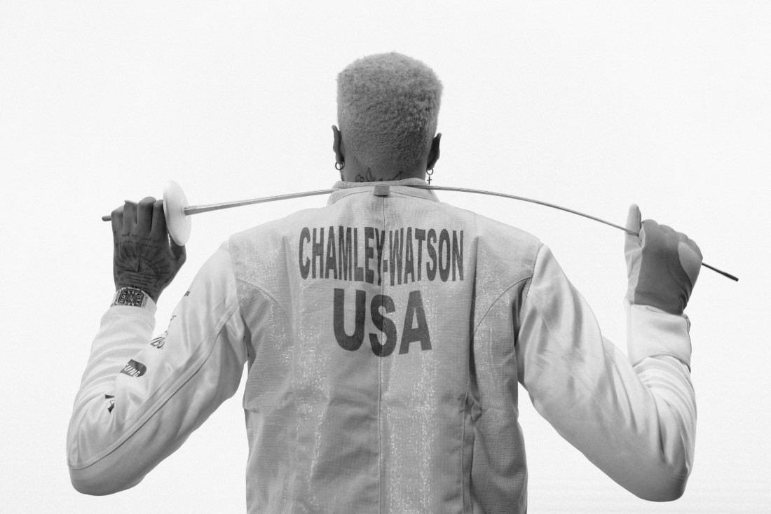 Richard Mille x Miles Chamley-Watson