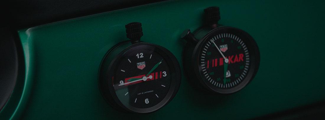 TAG Heuer x Porsche x L'Art De L'Automobile