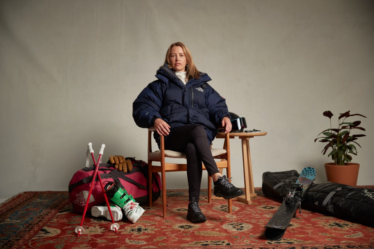 The North Face - Ingrid Backstrom