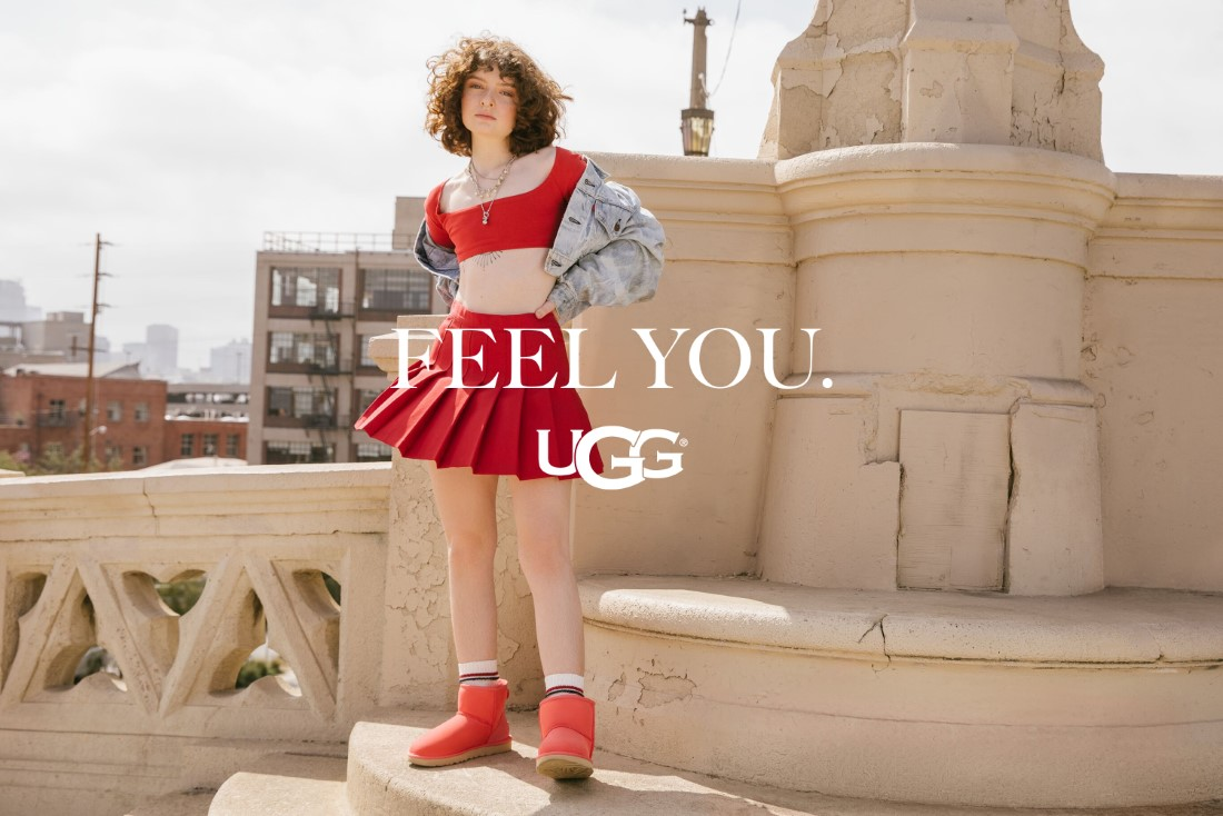 UGG Campagne Automne-Hiver 2021 - FEEL YOU